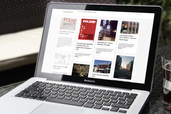 Biznesowy blog firmy BORMER.
